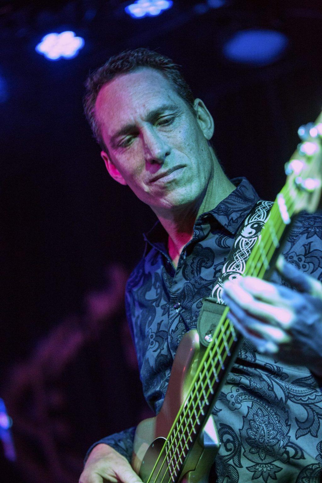 "Todd Lazar plays bass, ""Summer of Love 67,"" ""70s FM"" & ""The Soul Commitments"""