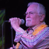 """Doug James performs in """"Woodstock"""""""