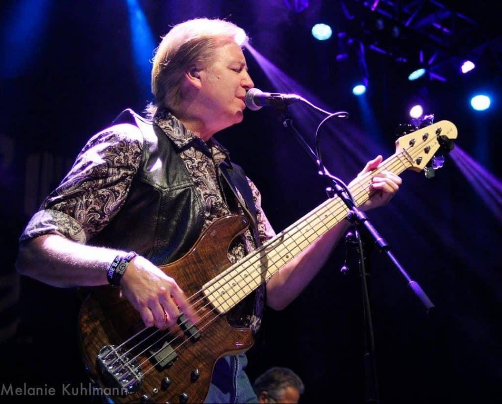 Rick Demski (bass, vocals) as Rick Danko of The Band