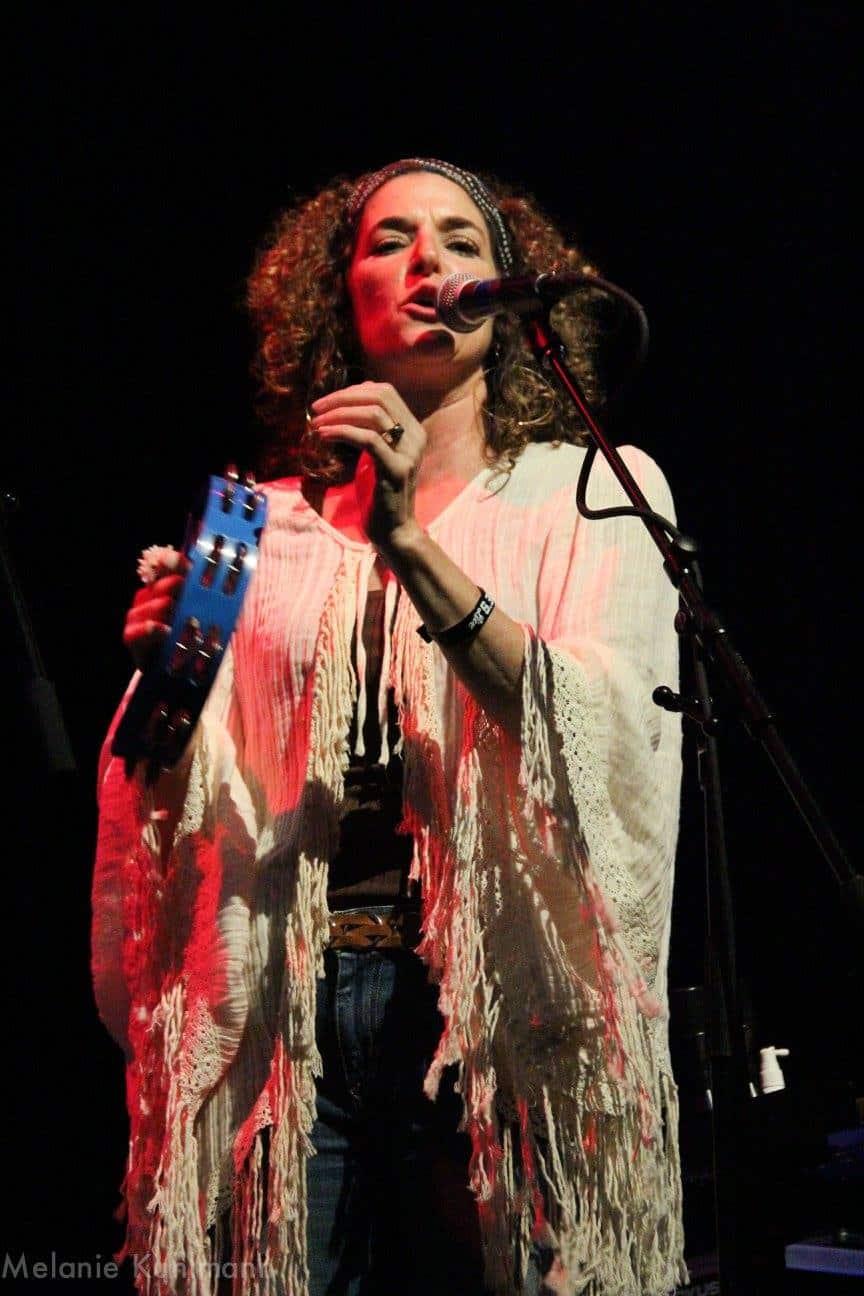 "Roxy Gorman, singing with ""Summer of Love"""