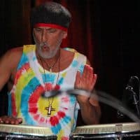 "Sal Canzone, percussion, ""The Woodstock Era"" & ""The Summer of Love"""
